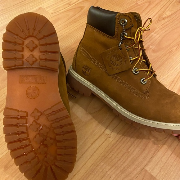 Timberland Other - Rust/honey Timberland Boots
